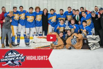 NTC Hockey Junior Showcase Highlights