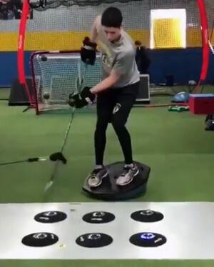off ice hockey training