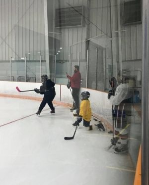 Getting Game Ready… On Ice Skills & Conditioning